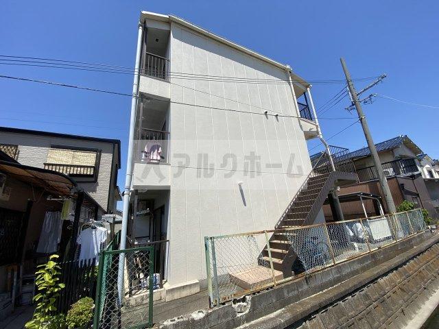 JPアパートメント柏原 テレビモニターホン