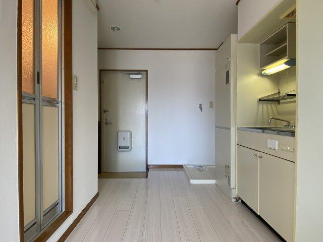 JPアパートメント柏原 キッチン