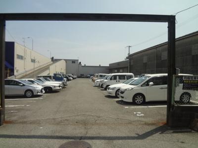 【外観】利倉東1丁目月極駐車場