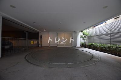 【駐車場】ピアース千代田淡路町