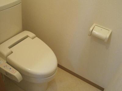 【トイレ】ファミールハイツ喜連瓜破