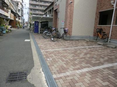 【駐車場】ファミールハイツ喜連瓜破