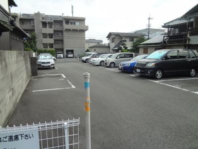【外観】藤川駐車場