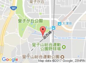 【地図】ピュアハイツ