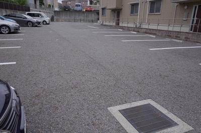 【駐車場】ルミエール新道