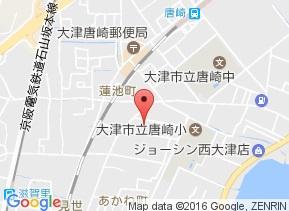 【地図】ベル フィオーレ