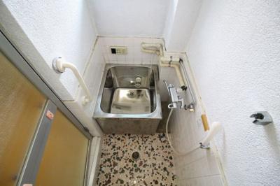 【浴室】白川台ハイツ
