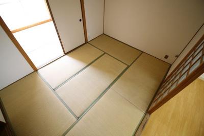 【和室】白川台ハイツ