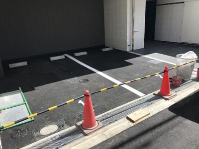 【駐車場】セオリー難波WEST