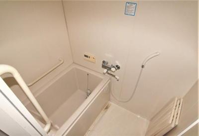 【浴室】湯川マンション