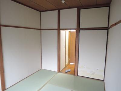 【居間・リビング】コーポタカミ