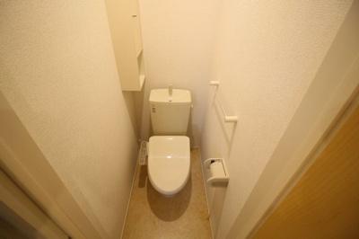 【トイレ】クレメント神和台