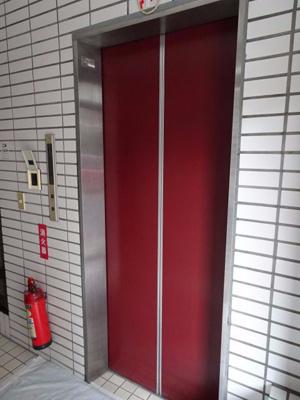 中野ニューハイツ エレベータ