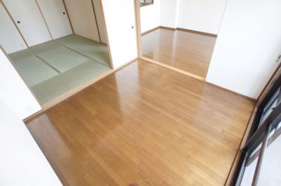 【洋室】ウイングコート南栄