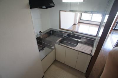 【キッチン】ウイングコート南栄