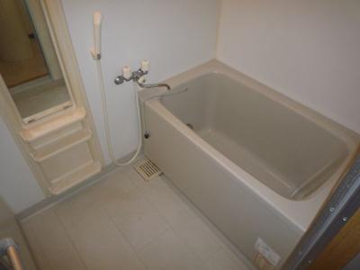 【浴室】ユートピア中野Ⅱ