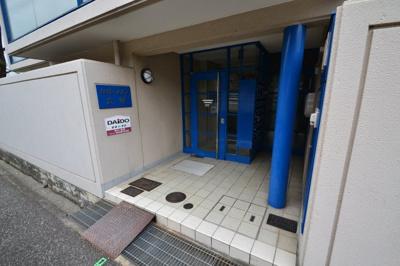 【エントランス】ダイドーメゾン六甲
