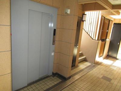 エレベーター対応