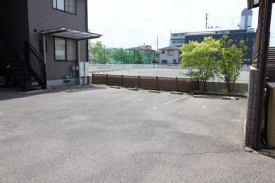 【駐車場】パークサイドハイツ