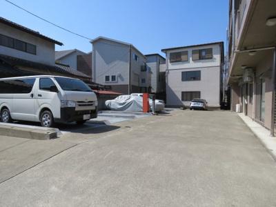 【駐車場】レジデンスコスモス1