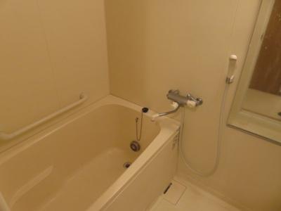 【浴室】メゾーネジュンビッグ