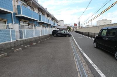 【駐車場】メゾンぷれじゅーる