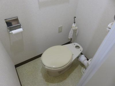 【トイレ】ヴィラージュ平瀬3号棟