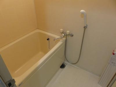 【浴室】ヴィラージュ平瀬3号棟