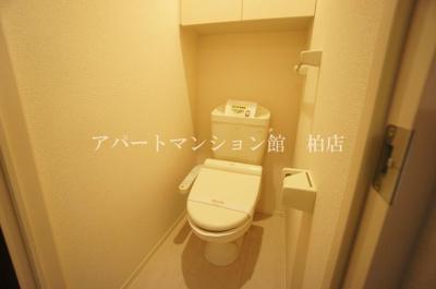 【トイレ】カームベリーD