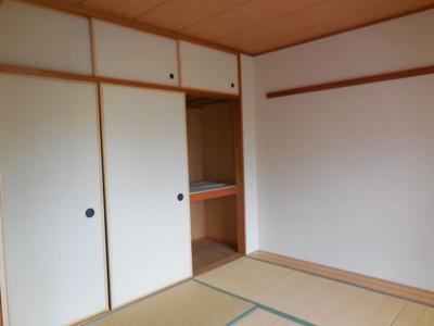 各お部屋に収納が完備されており、お部屋をすっきりとお使い頂けます