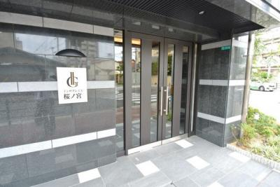 【ロビー】インザグレイス桜ノ宮