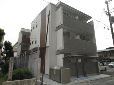 【外観】コンフォート菊水通