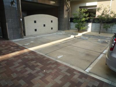 【駐車場】エスポワール中百舌鳥