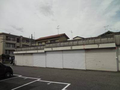 【和室】旭丘1丁目西片山ガレージ