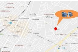 【地図】イーグルハイツ