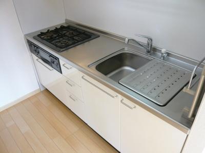 システムキッチン標準装備