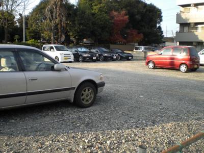 駐車場外観図