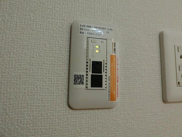 ルクティア 無線Wi-Fi