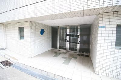 【エントランス】神戸シフレ雲雀ヶ丘