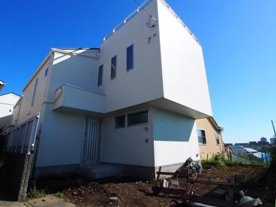 【外観】保土ヶ谷区法泉3丁目全4棟 新築戸建て