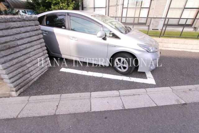 【駐車場】KAWASHI