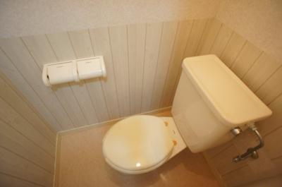 【トイレ】ノウブルハイツ平野