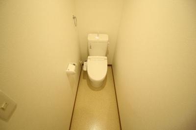 【トイレ】アグローリ駒ヶ林