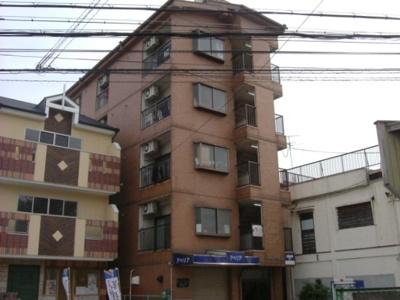 【外観】シティーハイツ瓜破東