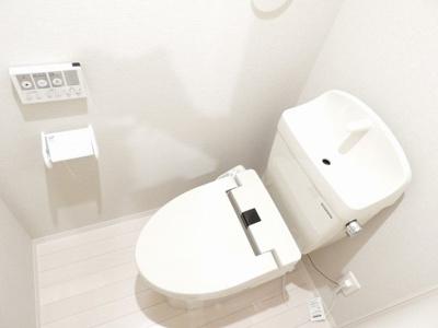 【トイレ】ル・クール谷町