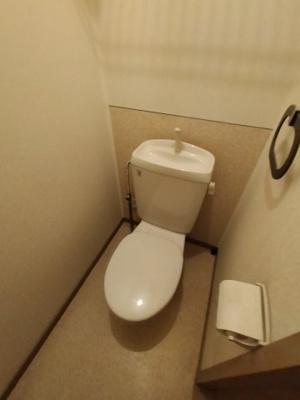 【トイレ】ラベンダーハイツ