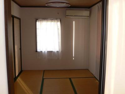【寝室】セントラルハイツ武蔵野C棟