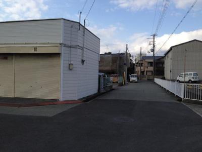 【外観】久々知1丁目 屋根付ガレージ 管理番号27番