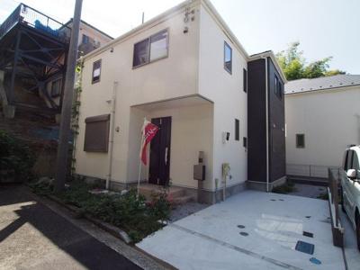 【外観】保土ヶ谷区月見台全3棟 新築戸建て