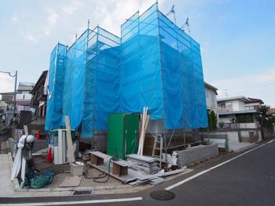 【外観】保土ヶ谷区上菅田町2期 新築戸建て